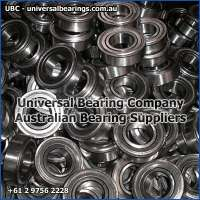 deep groove ball bearing 1-4 mm less friction