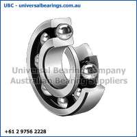 deep groove ball bearing 1-4 mm solid outer rings