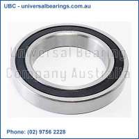 Metric Deep Groove ball bearing 105mm + Id