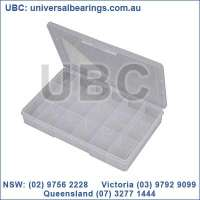 18 Compartment Storage Box Large Plastic Cases