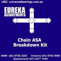 Chain ASA Breakdown Kit Eureka Assortments