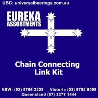 chain connecting link kit eureka assortments