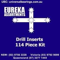 drill tip inserts kit eureka assortments