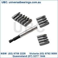 drill tip inserts kit 114 piece australia