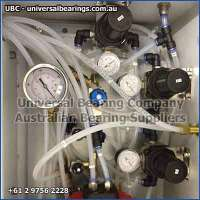 Push in Air Line Fittings 22 Piece Kit Metric