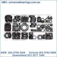 grommet kit 125 piece