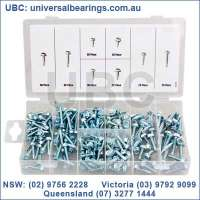 hex head self drilling screw 200 piece australia