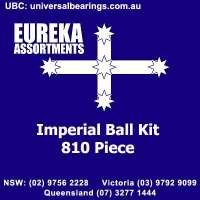 imperial ball kit 810 pieces australia