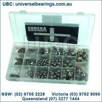 imperial ball kit 810 pieces steel