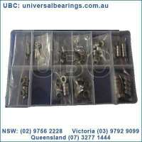 mini bearing metric kit 120 pieces