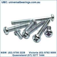 standard imperial size bolts and washers