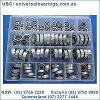 semi precision bearing kit 68 piece