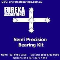 semi precision bearing kit 68 pieces