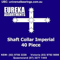 shaft collar imperial kits 40 piece