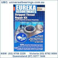 thread repair kit pt-81668 Permanently repair stripped threads.