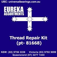 thread repair kit pt-81668 eureka assortments