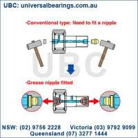 v nipple and plug kit 110 piece cam follwers australia