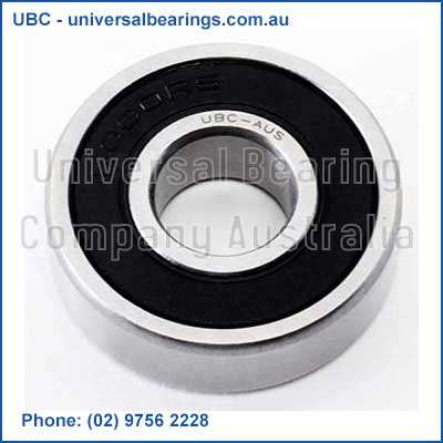 deep groove ball bearings single row open 12-50 mm