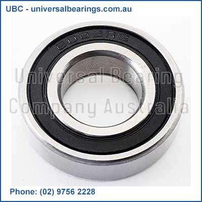 deep groove ball bearings single row closed 10-20 mm