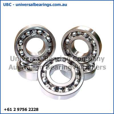 deep groove ball bearings single row open 40-60 mm