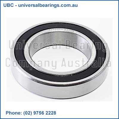 Metric Deep Groove ball bearing 55mm - 100mm Id