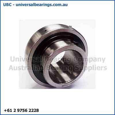 UC200 Metric Bore Bearing Insert