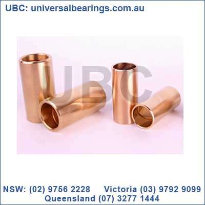 UBC cast bronze bush standards are general purpose bearing