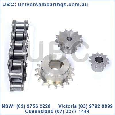 Chain BS Breakdown kit parts