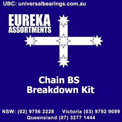 Chain BS Breakdown kit Eureka Assortments