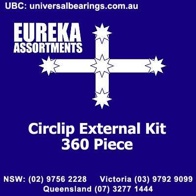 circlip internal kit Internal Series Snap Ring Maintenance Kit Eureka assortments