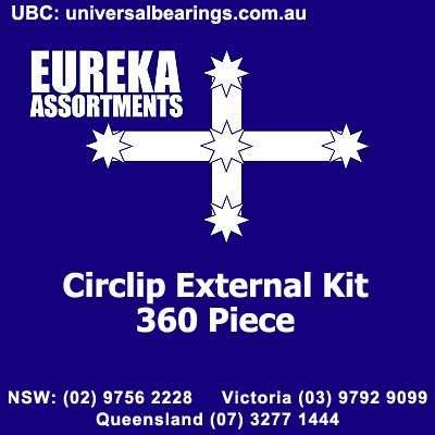 circlip internal kit Internal Series Snap Ring Maintenance Kit Eureka assortments