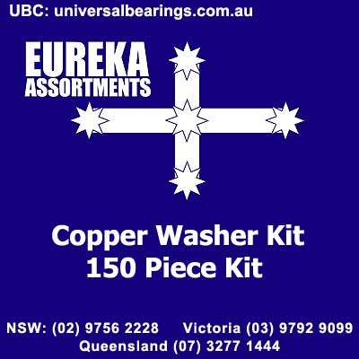 copper washer kit Australia