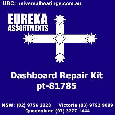 dashboard repair kit pt-81785 eureka assortments