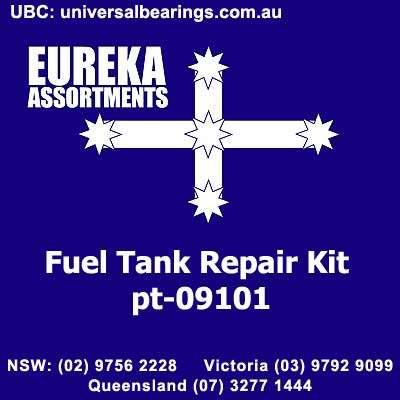 fuel tank repair kit pt-09101 eureka assortments