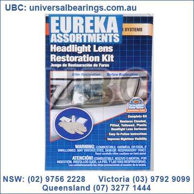 headlight lens restoration kit pt-09135