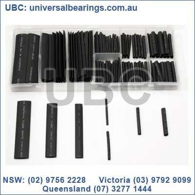 heat shrink tube kit 127 piece
