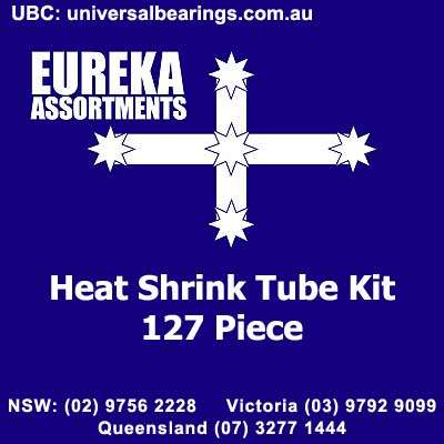 heat shrink tube kit eureka assortments