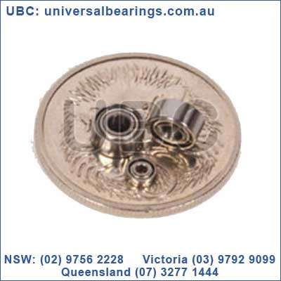 mini stainless bearing kit 120 piece