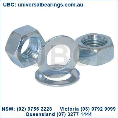 washers and standard bolts