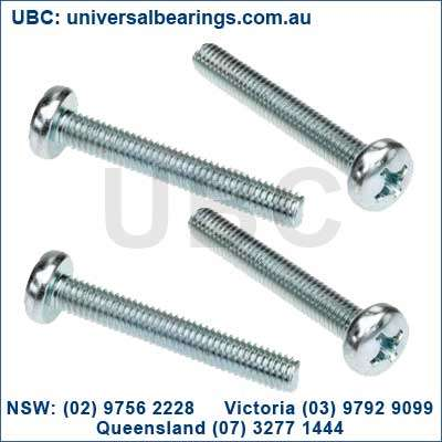 nuts and bolts standard zinc plated