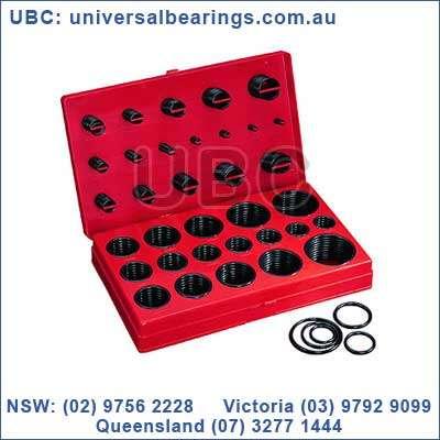 386 Piece O Ring Kit Metric