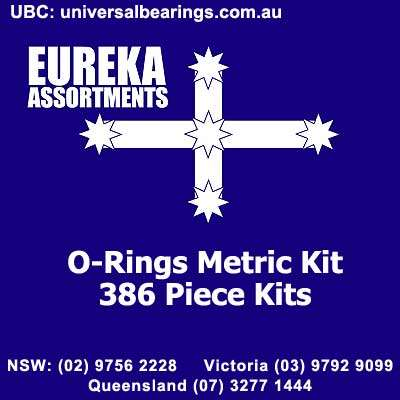 O Ring Metric spare parts