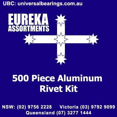 rivet kit 500 pieces