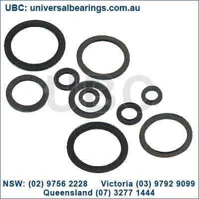 fibre sealing washers kit 146