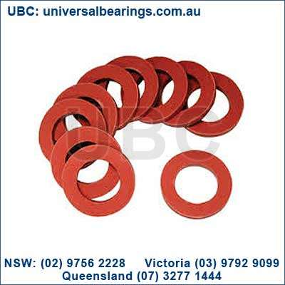 rubber washers kit 146 piece