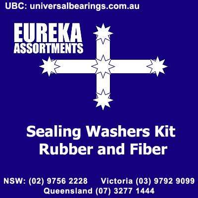 sealing washers kit 146 pieces