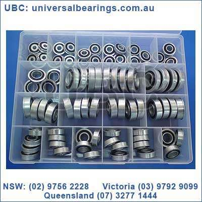 semi precision bearing kit 68 piece