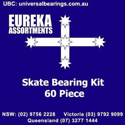 skate bearing kit 60 pieces