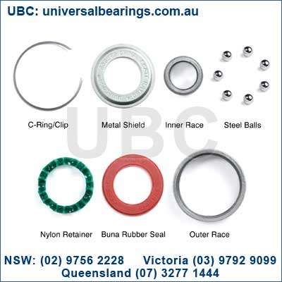 high quality skate bearing kit