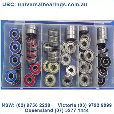 skate bearing kit 60 piece